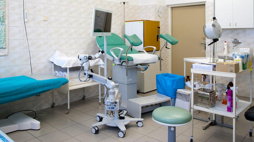Gynekologická ambulancia