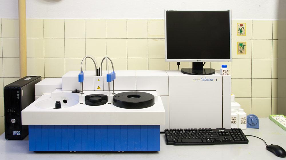 Oddelenie klinickej biochémie